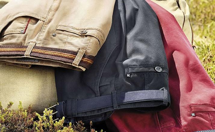 Meyer broeken en jeans bij RM Fashion