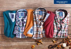 Redmond overhemgden bij RM Fashion