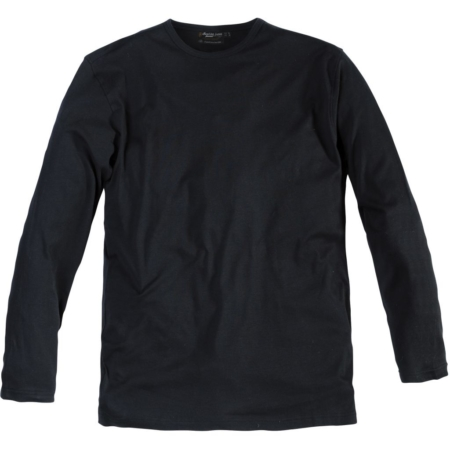 long sleeved Tshirt 99680 0099 Black